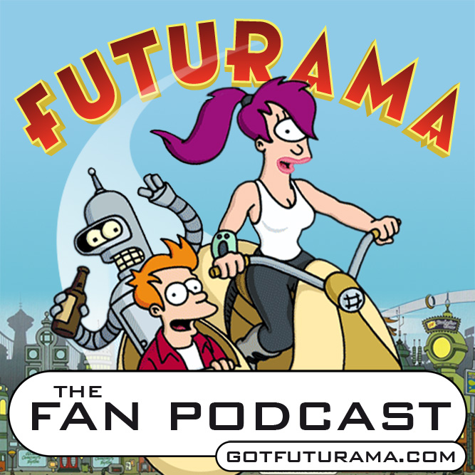 Futurama: The fan podcast